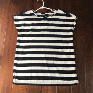 Gap women's stripe top